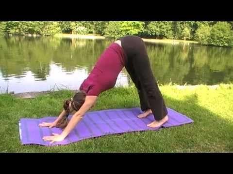 sun salutation is a famous yoga sequence sun salutations