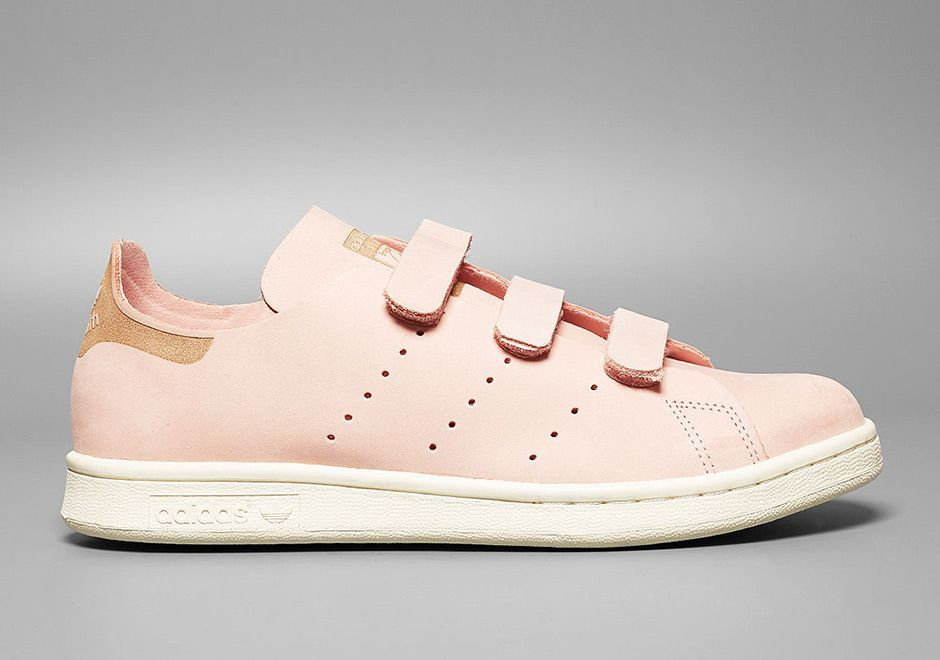 adidas Stan Smith One Piece Strap Vapor Pink | What's
