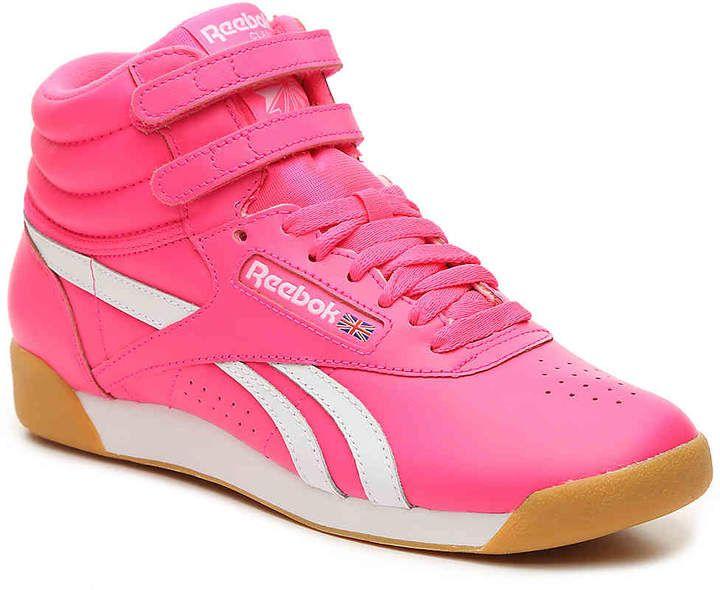 fbb353c9bab47 Classic High-Top Sneaker - Women s  high top vibrant Reebok Classic High