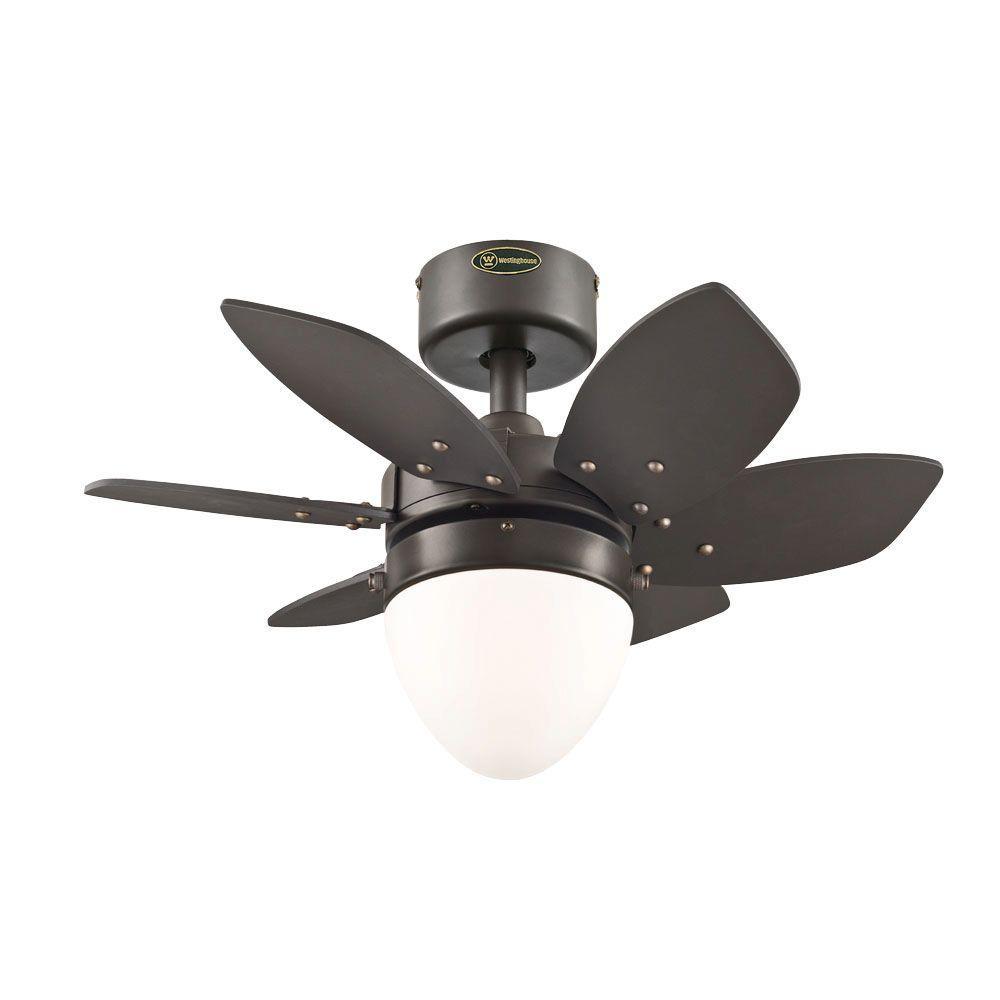Westinghouse Origami 24 In Indoor Espresso Ceiling Fan 7222900 The Home Depot Ceiling Fan Ceiling Fan With Light Ceiling Fan With Remote 24 ceiling fan with light