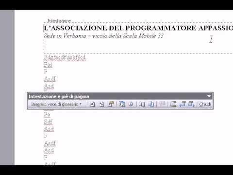 Tutorial 8 - Imparare Microsoft Word - # #Corso #Formattare #ITA #Italiano #Lezione #Lezioni #Microsoft #Redigere #Scrittura #Scrivere #Software #Testi #Testo #Tutorial #Video #Videoscrittura #Word http://wp.me/p7r4xK-1dt