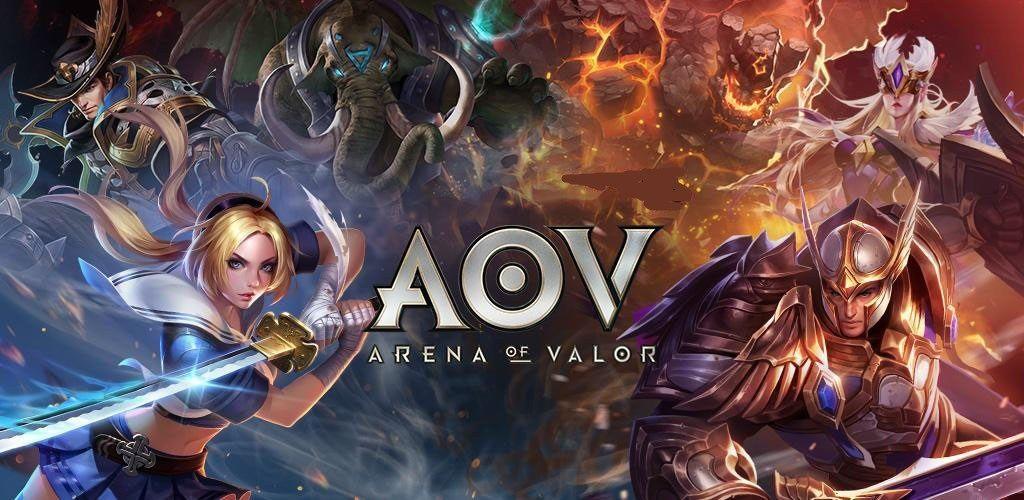 Arena Of Valor Aov Esport Asian Games  Asian Games Mobile Legends