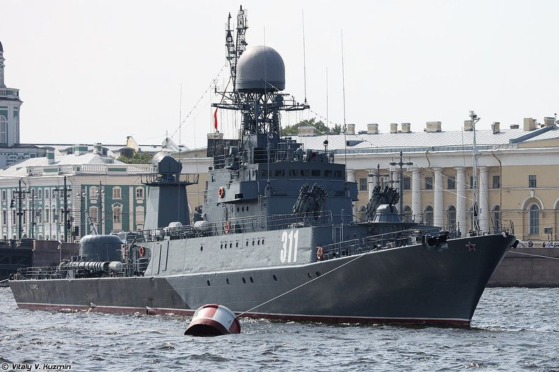Mpk Kazanec Proekta 1331m Kazanets Anti Submarine Corvette Project 1331m Parchim Class