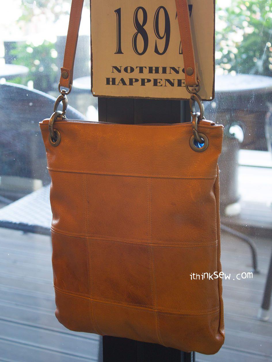 Leather Bag Pattern Pdf Interesting Decorating Design