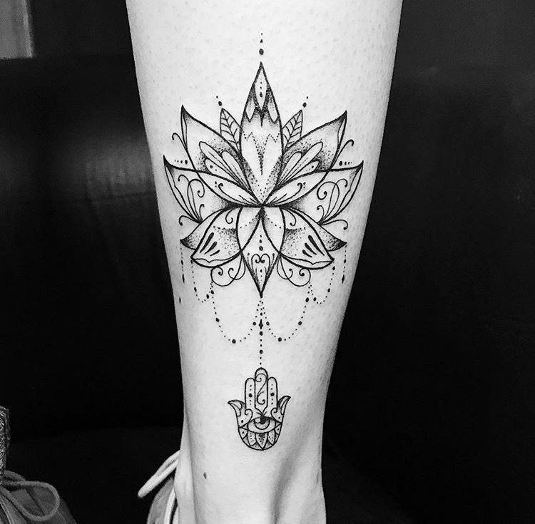 dotwork tattoo mandala #Mandalatattoo   Ideen für tattoos
