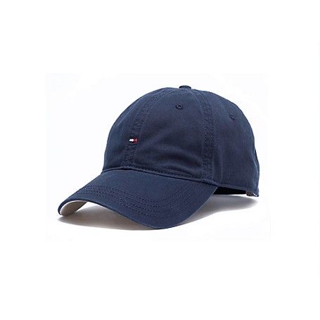 Tommy Hilfiger men s hat. Our classic baseball cap keeps you covered from  flag… 22b3562b8833
