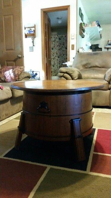 Washtub Coffee Table Coffee Table Furniture Table