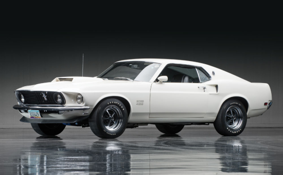 Car Of The Day Classic Car For Sale 1969 Ford Mustang Boss 429