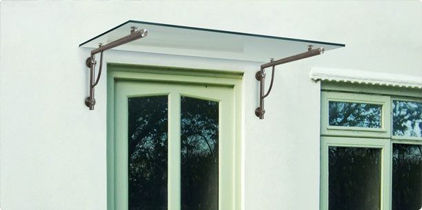 Stainless Steel Door Canopy - Awning & Stainless Steel Door Canopy - Awning | front door canopy ...