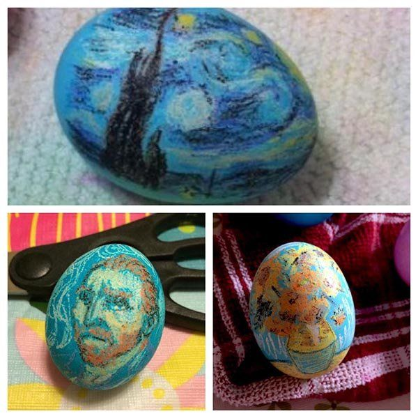 15 Decorated Easter Eggs That Are Much Better Than Yours
