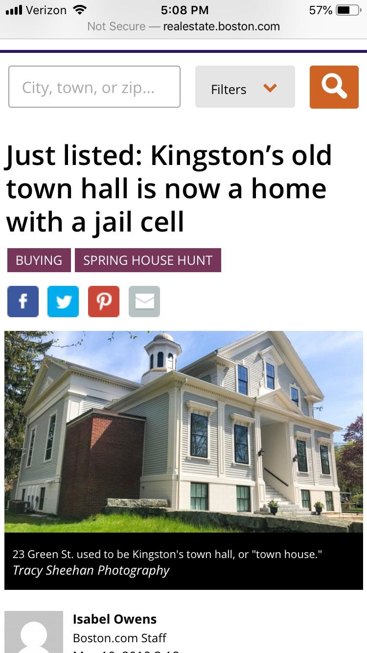 Pin By Kelly O Shea On Writing Kingston Town Spring Home House Hunting