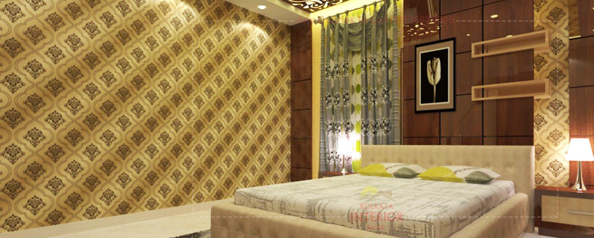Top Interior Designer Salt Lake Kolkata Affordable Cost Kolkata Interior Designing Solutions Interior Design Top Interior Designers Double Bed Designs