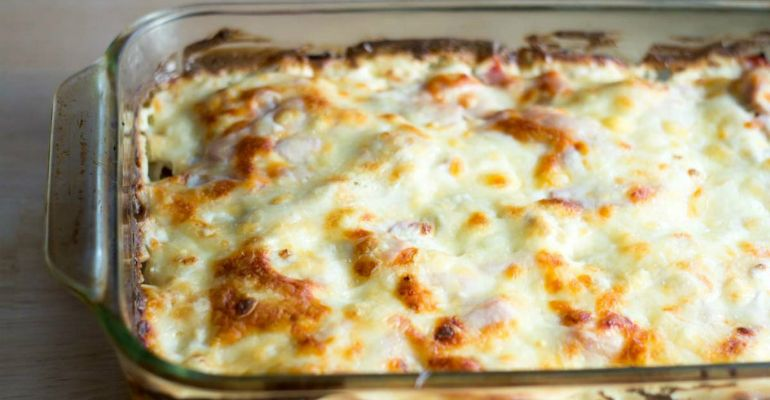 Chicken Cordon Bleu Casserole Fully Loaded With Flavor Recipes