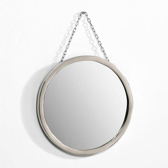 Miroir Barbier, Rond Ø30 Cm | Barbier, Miroirs Et Deco Wc