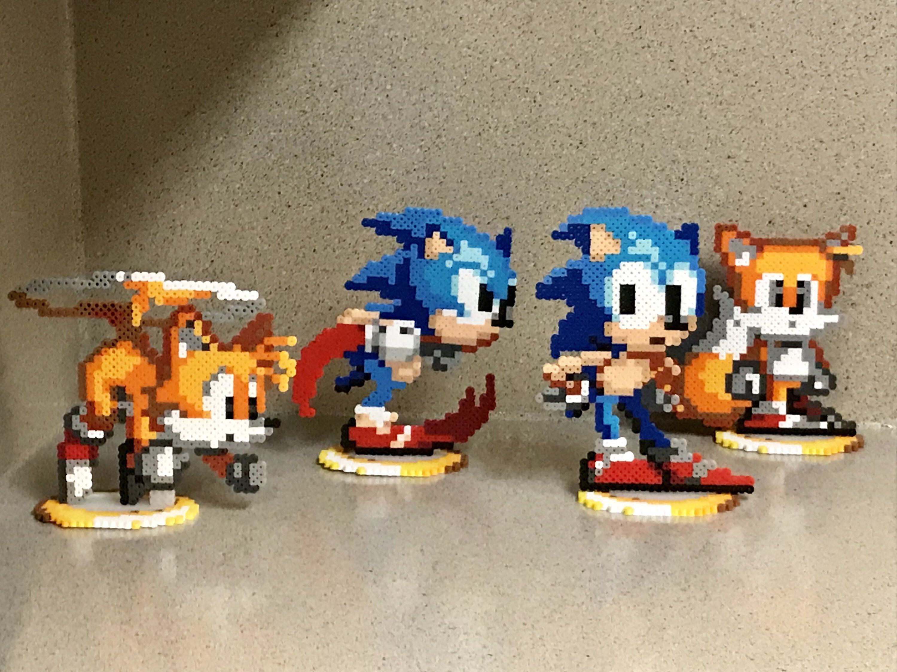 Sonic Tails Now Available Standing And Waiting On You Or
