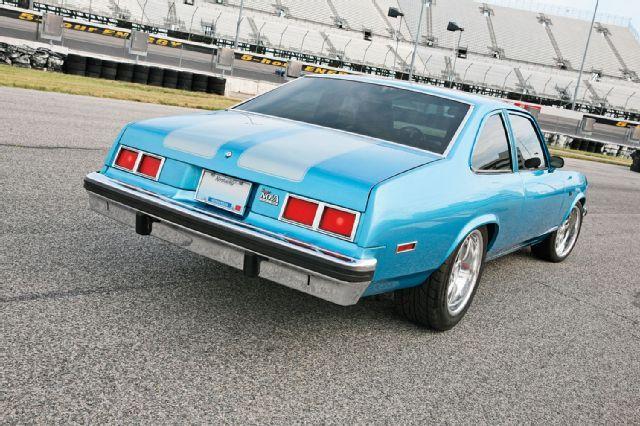 1977 Chevrolet Nova Super Nova Supercharged Super Chevy