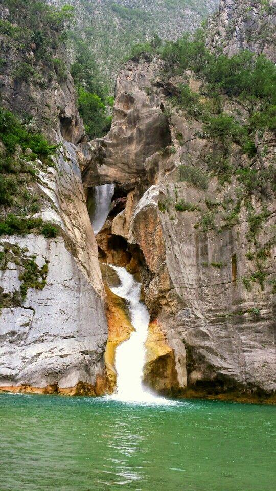 Cañón El Salto
