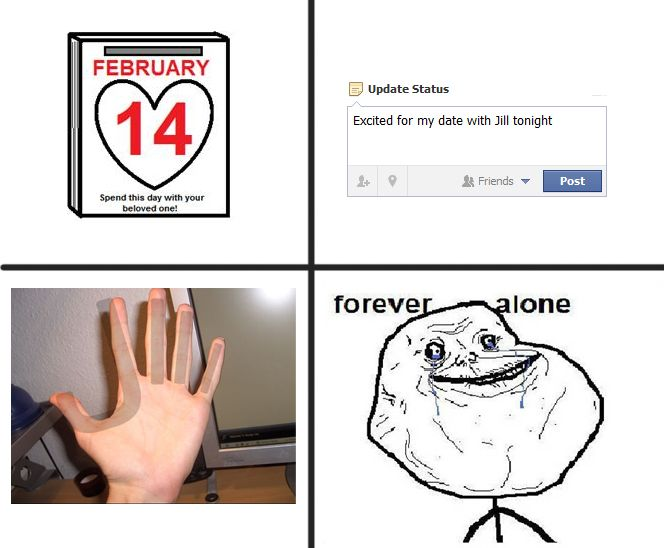 Another Lonely Valentines Day Funny Dating Quotes Dating Funny Pictures
