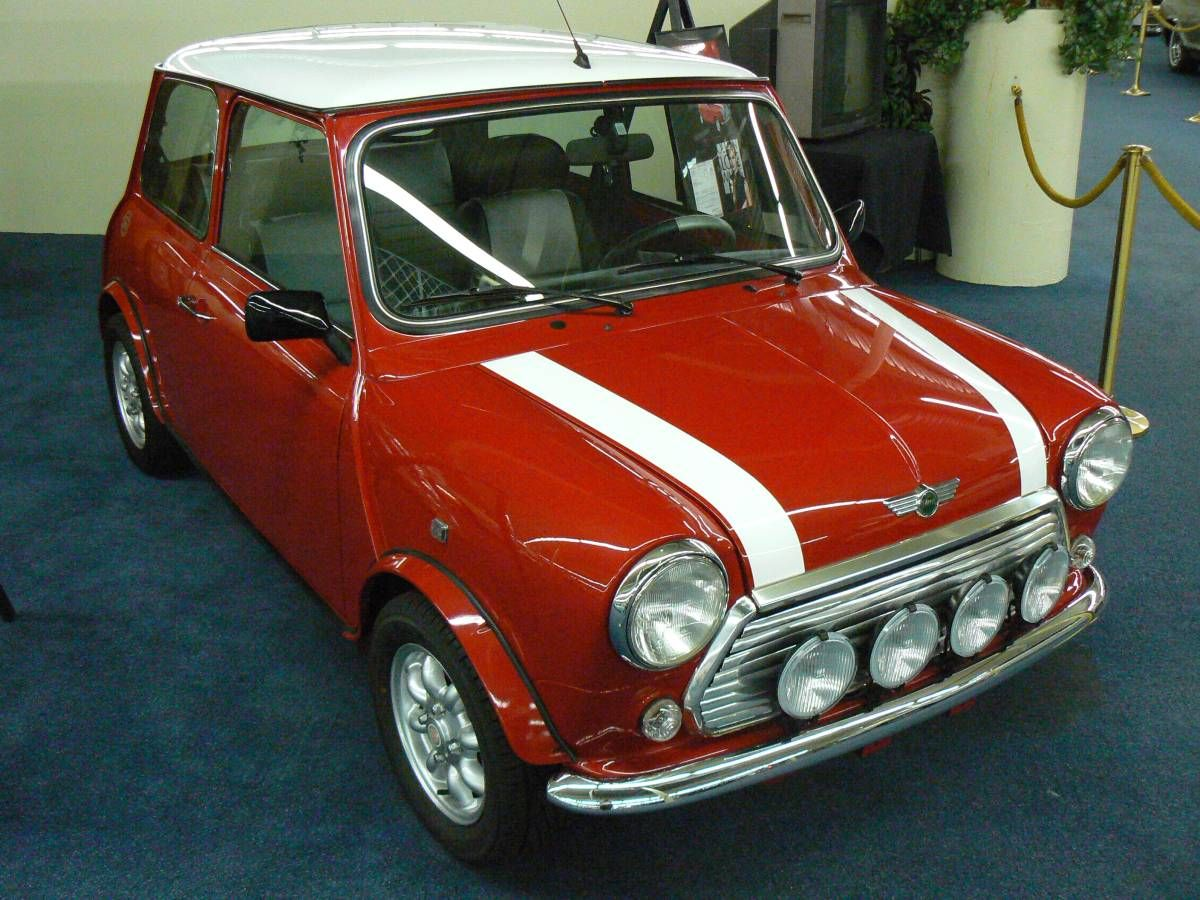1963 austin mini cooper s classic cars drive away 2day cars and carriages trains. Black Bedroom Furniture Sets. Home Design Ideas