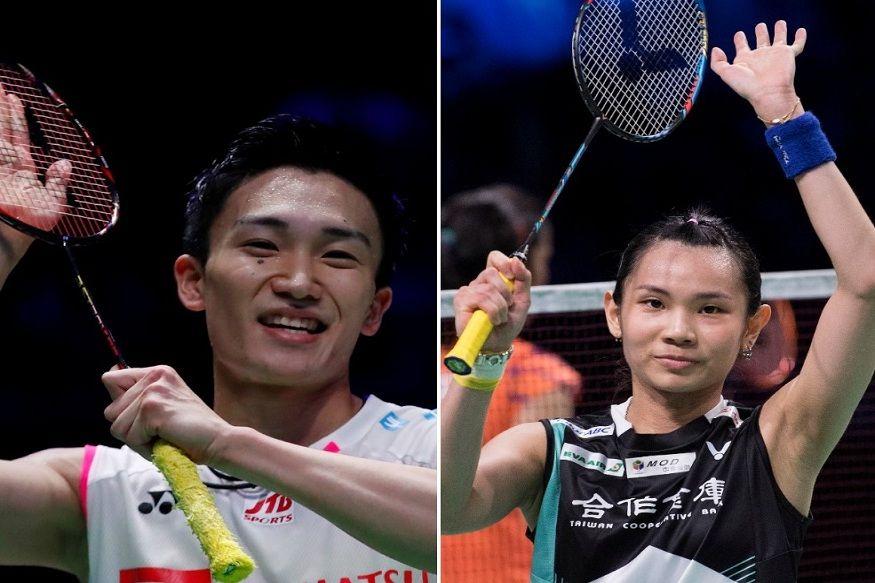 Singapore Open 2019 Takeaways Kento Momota and Tai Tzu