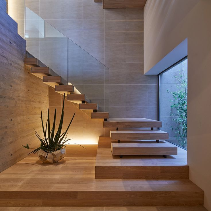 CASE631 K House (President's Mansion) – #StairsIdeas #StairsInterior #StairsWork… – Home Design