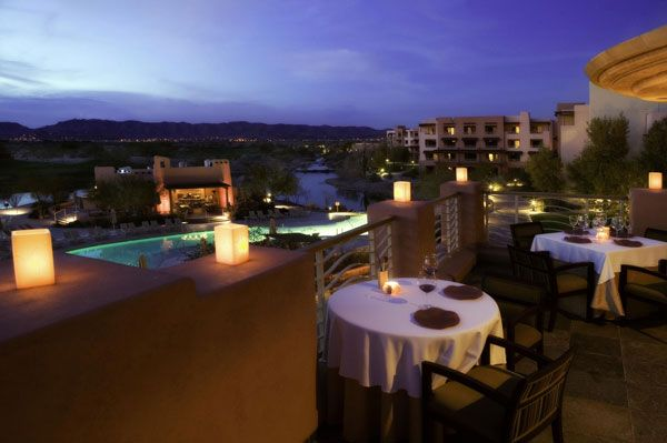 Discover Phoenix Area Restaurants With The Best Scenic Views Kai Chandler Restaurant A View