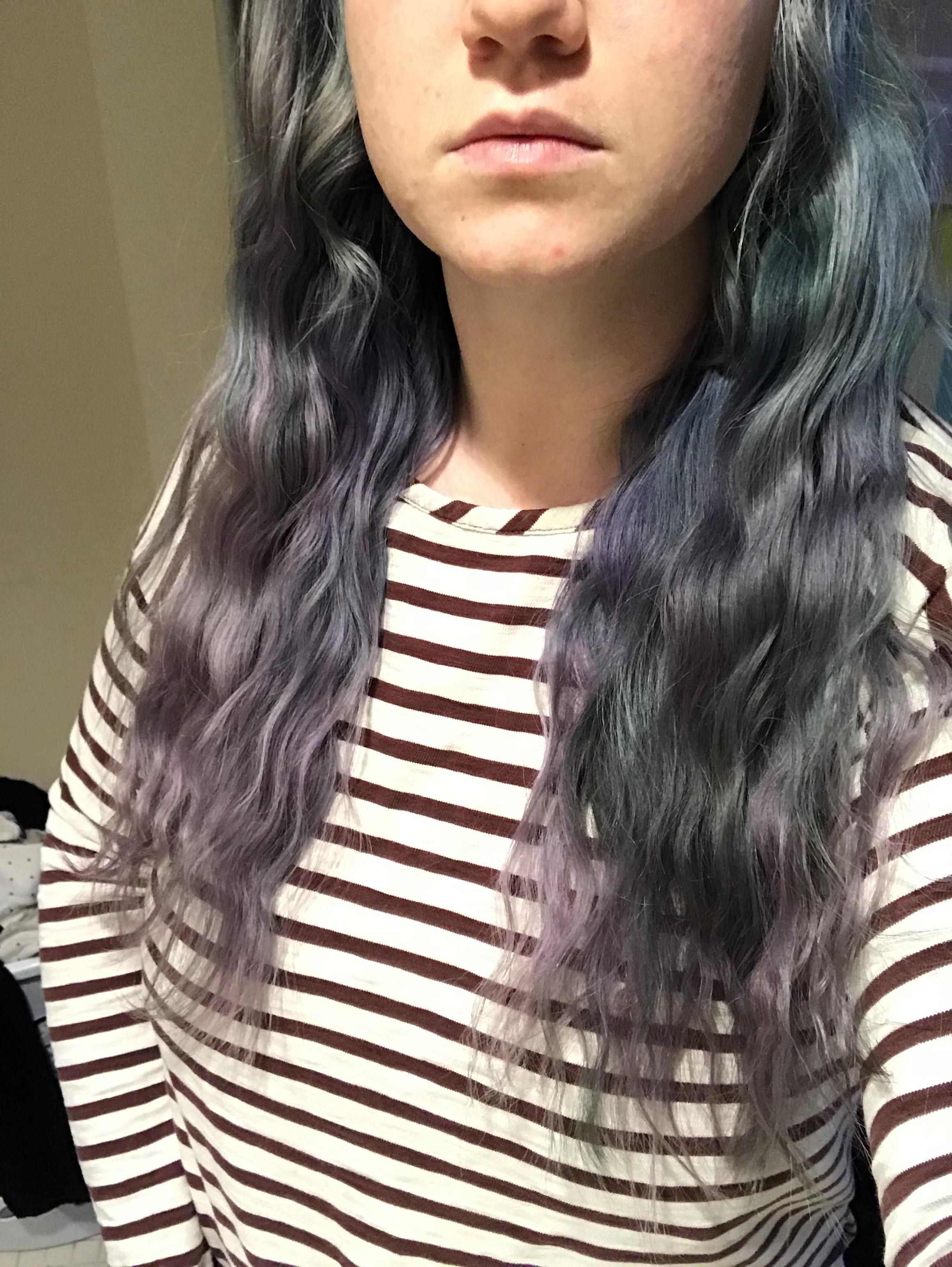 Is My Hair Too Dark To Do A Bleach Bath Successfully Trying To