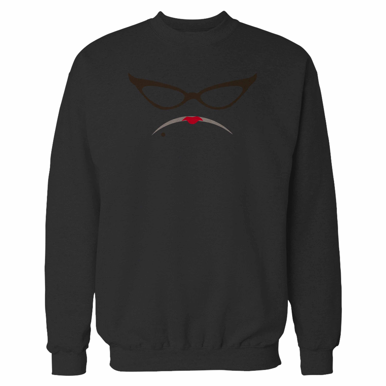 Roz Monsters University Crewneck Sweatshirt Sweatshirts Crew Neck Sweatshirt University Sweatshirts [ 3000 x 3000 Pixel ]