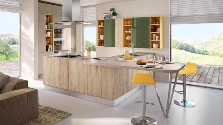 Cucine Moderne - Arredo Cucina Moderna - Cucine Lube | Decoration ...