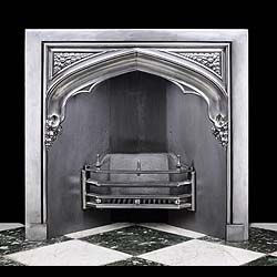 Gothic mantel manner