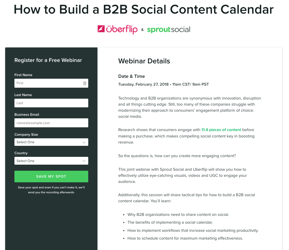 The Ultimate Guide to B2B Content Marketing Content