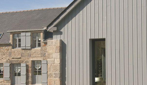 revetement isolant exterieur maison coupe murs ossature bois avec isolation exterieure ce. Black Bedroom Furniture Sets. Home Design Ideas