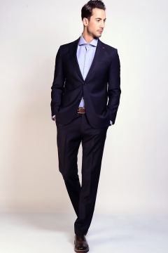 Ds Takim Elbise Erkek Lacivert Acik 50