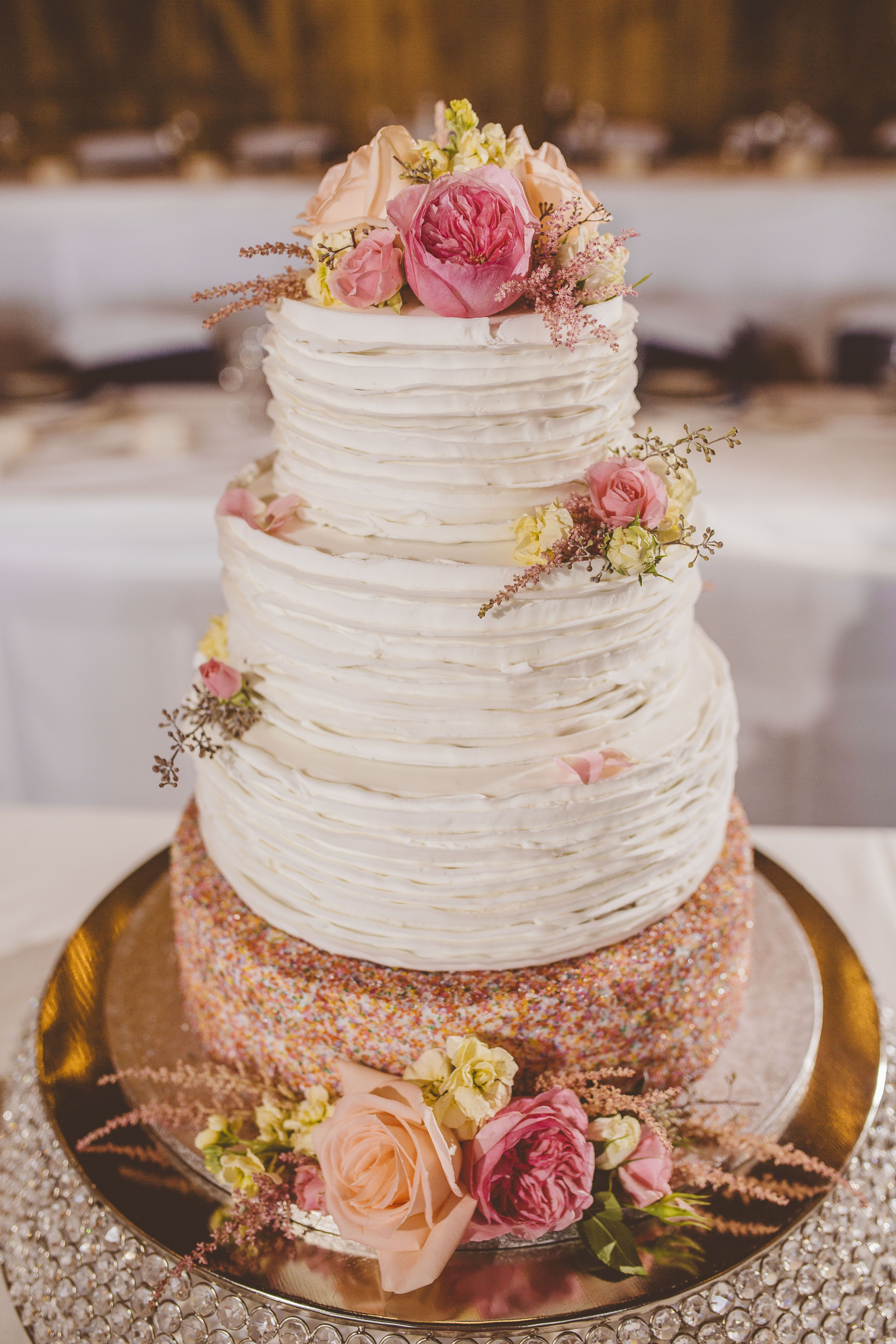 Wedding Cake At County Line Orchard Hobart IN FACEBOOK Https - Wedding Cakes Hobart