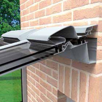 Window Ventilators Demand Controlled Ventilation Roof Design Glass Roof Roof