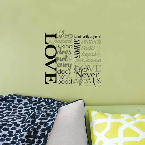 Main Street Wall Creations, Religious. Wall Art, Decals, Wall Stickers, Wall Part 38