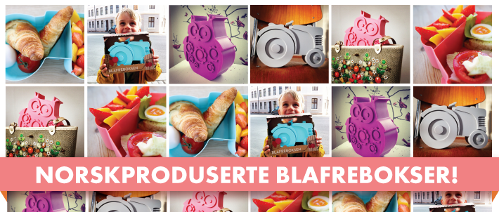 Velkommen til nettbutikken vår - full av norsk design med retrogodfølelse | BLAFRE