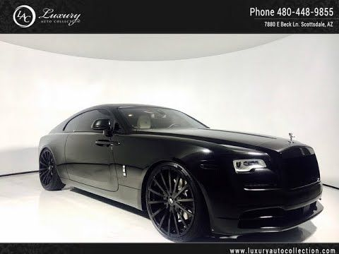 Rolls Royce Wraith For Sale >> 6591 2017 Rolls Royce Wraith For Sale Scottsdale Az