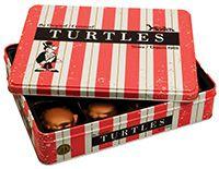 Turtles chocolates