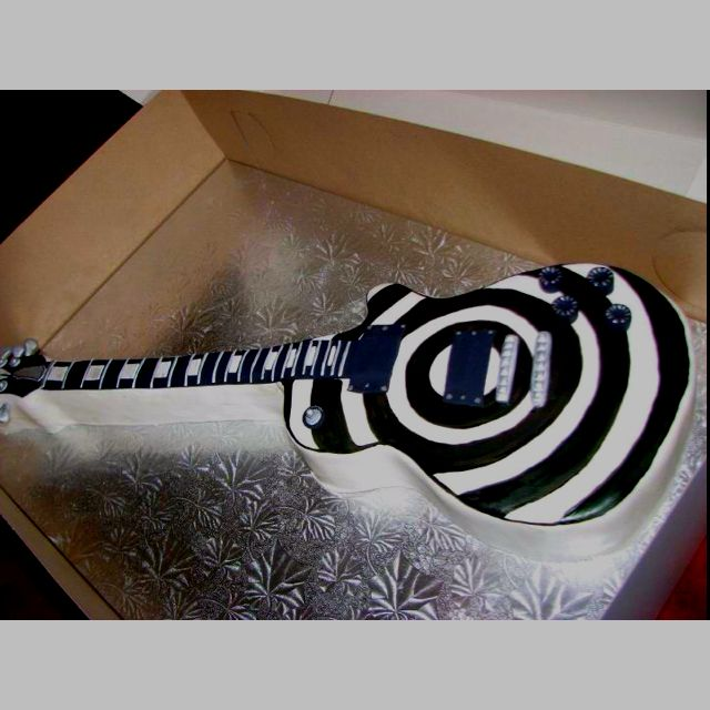 This is the kind of birthday cake I'd like to get :)