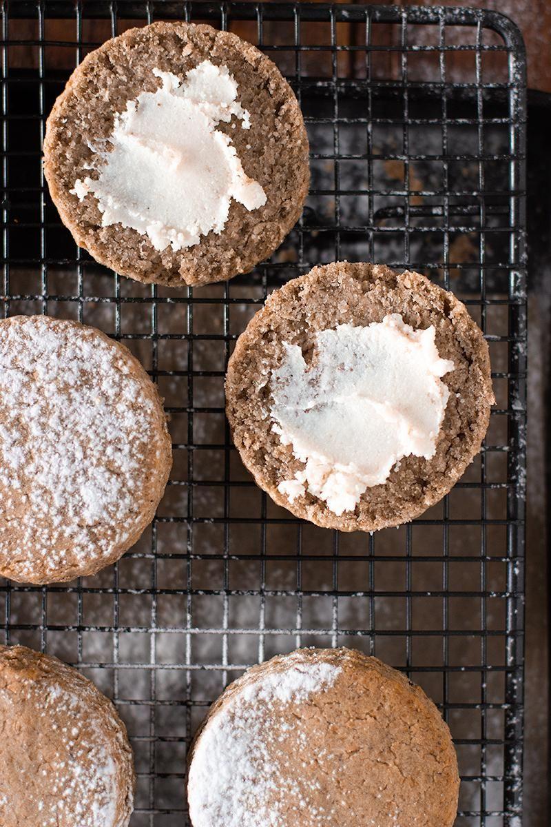 gluten free vegan gut friendly scones Scones, Vegan