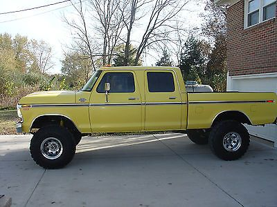 1979 F250 Crewcab 4x4 Used Ford F 250 For Sale In Foristell