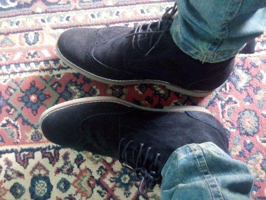 Swede feet
