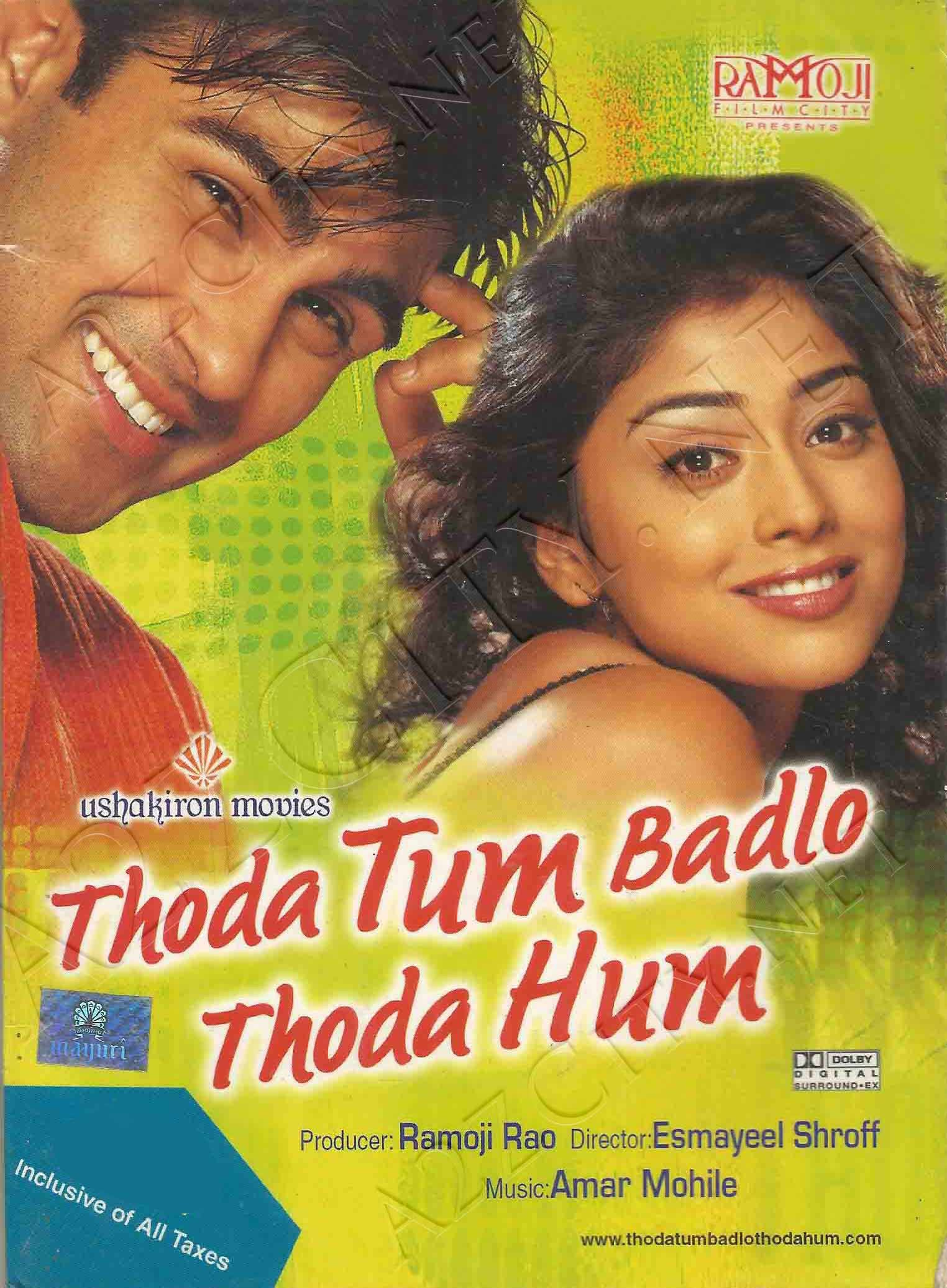 Thoda Tum Badlo Thoda Hum [2004 FLAC] Bollywood songs