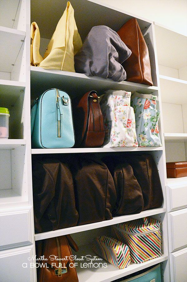 Martha Stewart Closet System Makeover | A Bowl Full Of Lemons