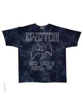 Led Zeppelin USA Tour 77 Mens T-shirt