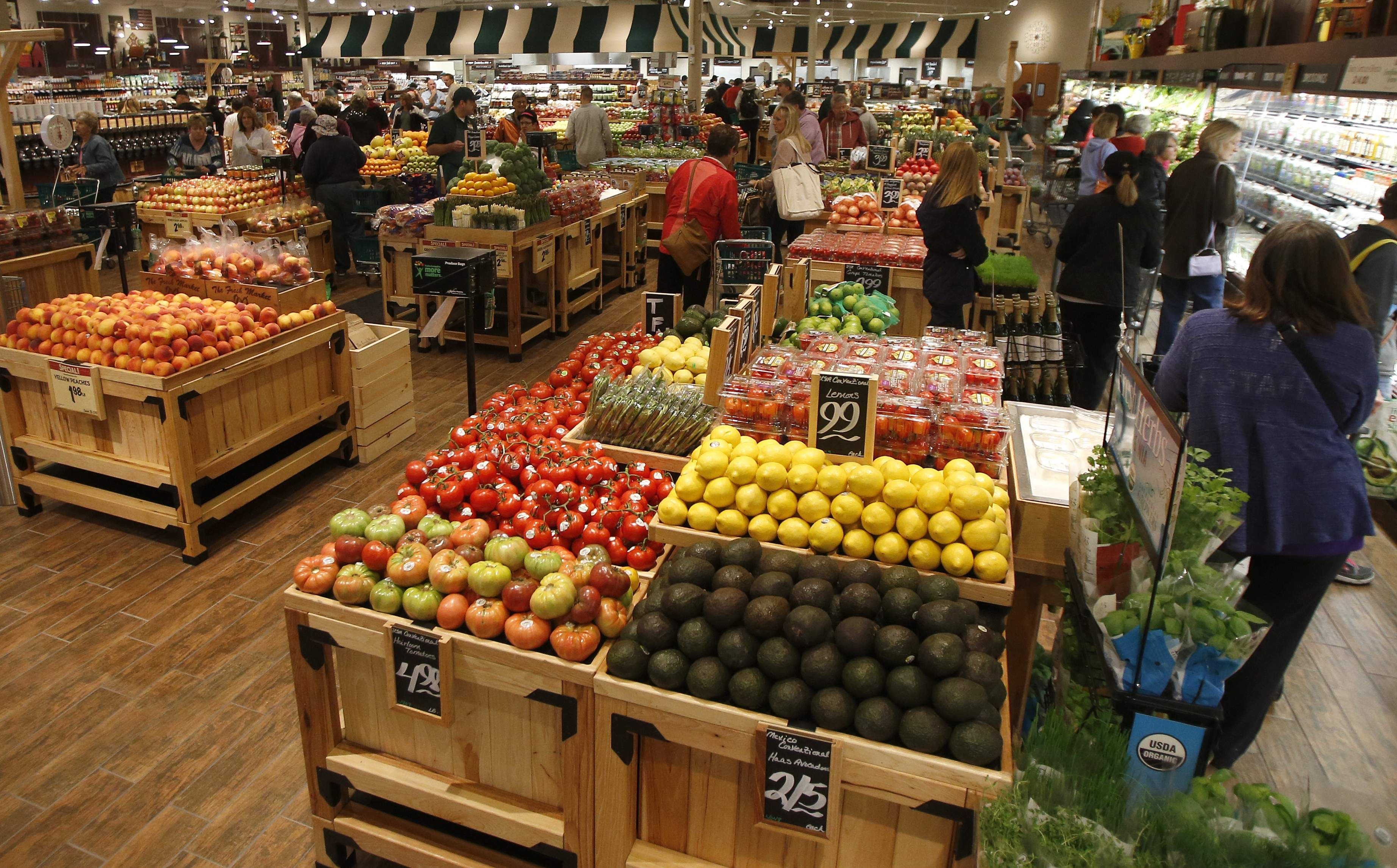 Fresh market opens in cedar rapids oct 1 fresh market