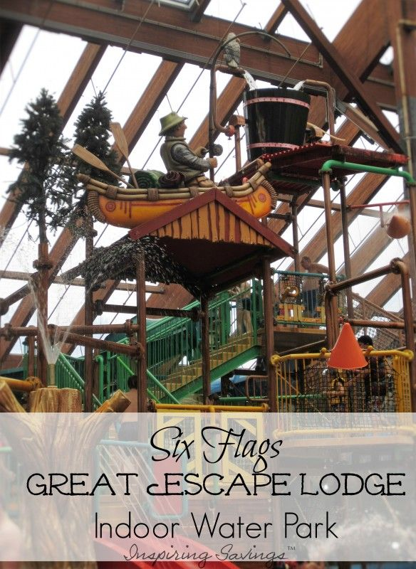 Six Flags Great Escape Lodge Indoor Water Park Indoor Waterpark Water Park Indoor