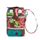 Carry it all wristlet in Lola Vera Bradley