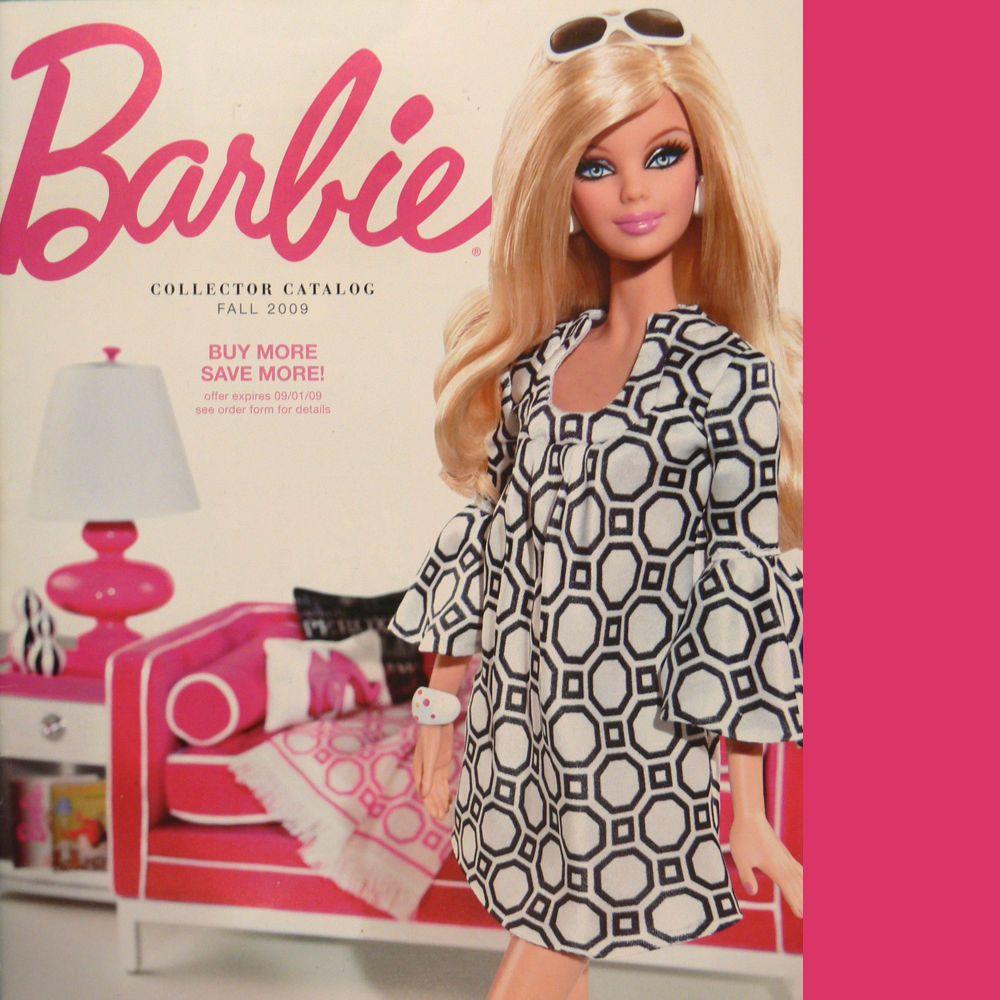 2009 fall barbie collector catalog jonathan adler pop